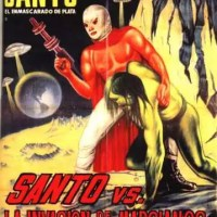 Uncle Jasper reviews: Santo vs. the Martian Invasion (1967)