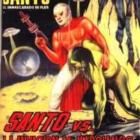 Uncle Jasper reviews: Santo vs. the Martian Invasion (1967)