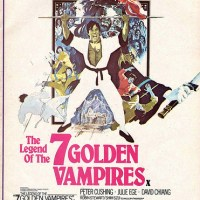 The Legend of the 7 Golden Vampires (1974)