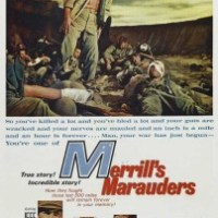 Merrill's Marauders (1962)