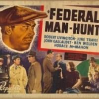 Federal Man-Hunt (1938)