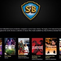 Shaw Brothers Movies on iTunes!