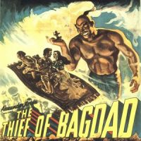 The Silver Emulsion Podcast: Ep. 106 – The Thief of Bagdad