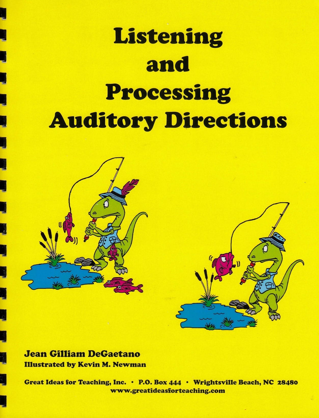Listening And Processing Auditory Directions