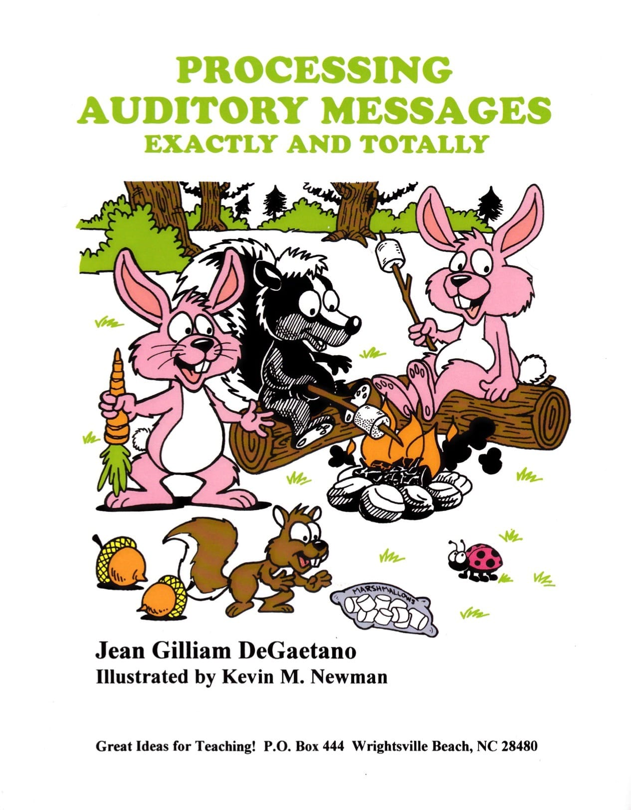 Processing Auditory Messages Exactly And Totally