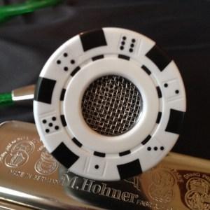 Silverfish Harmonica Mic_Las Vegas