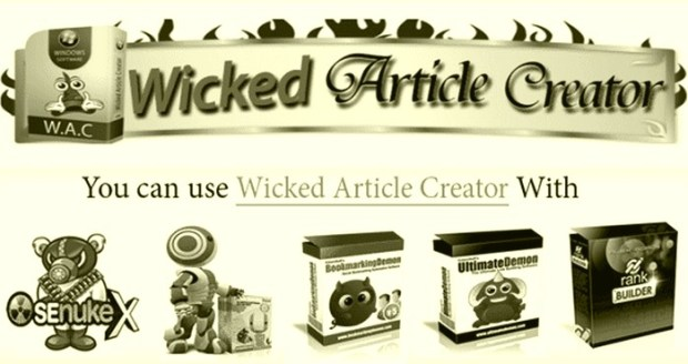 Download Wicked Article Creator 3.2 Full Free