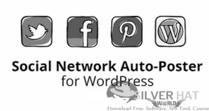 Social Auto Poster WordPress Plugin