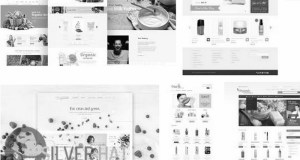 Download Organic Products Magento Template