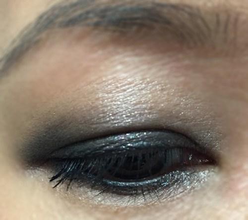 smokey eyes with surratt artistique eyeshadows patine noir le plus noir grey gardens. Black Bedroom Furniture Sets. Home Design Ideas