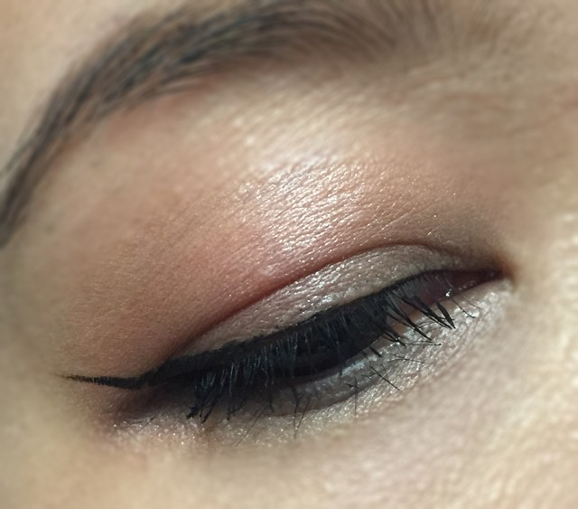 Tom Ford Peach Ombre Eye and Cheek Shadow EOTD