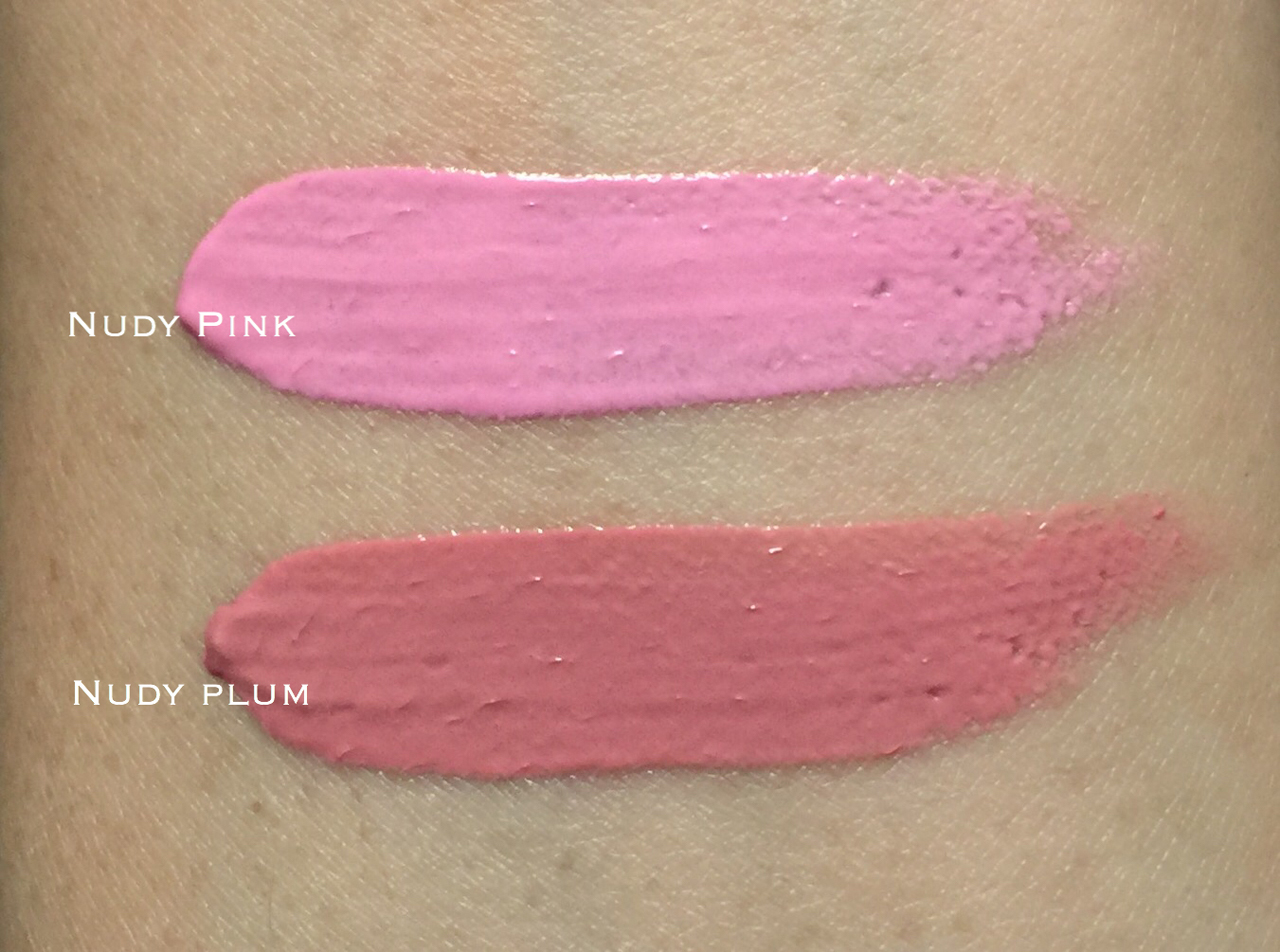 Shu Uemura Vision of Beauty Vol. 3 Nude Atelier Tint in Gelato swatches