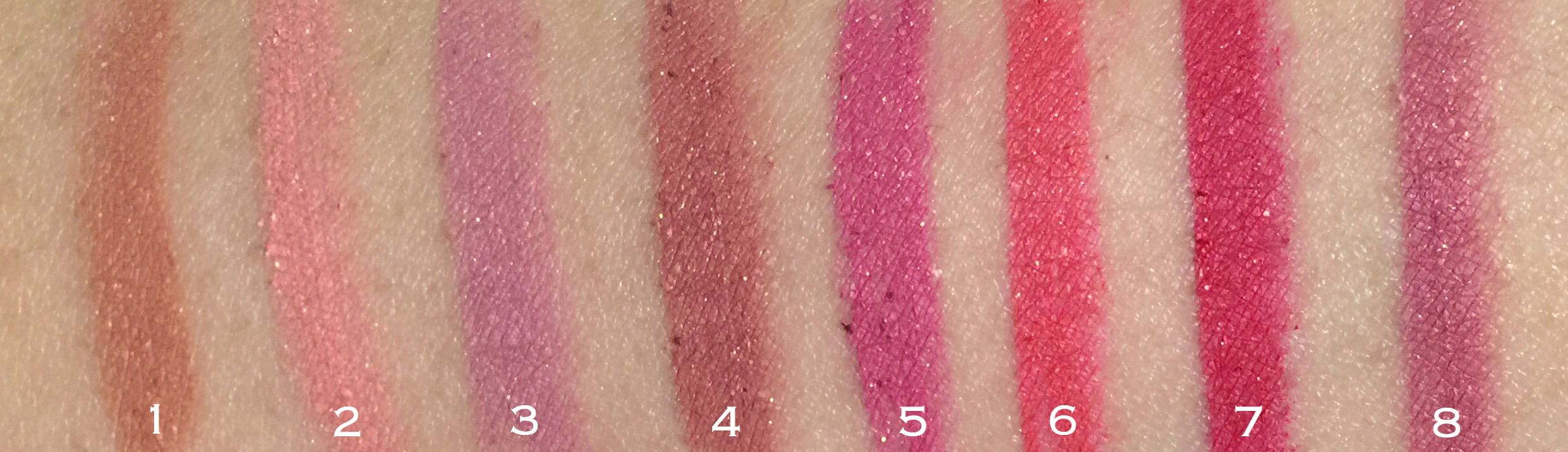 Tom Ford Lip Contour Duo - Lip Shaper swatches
