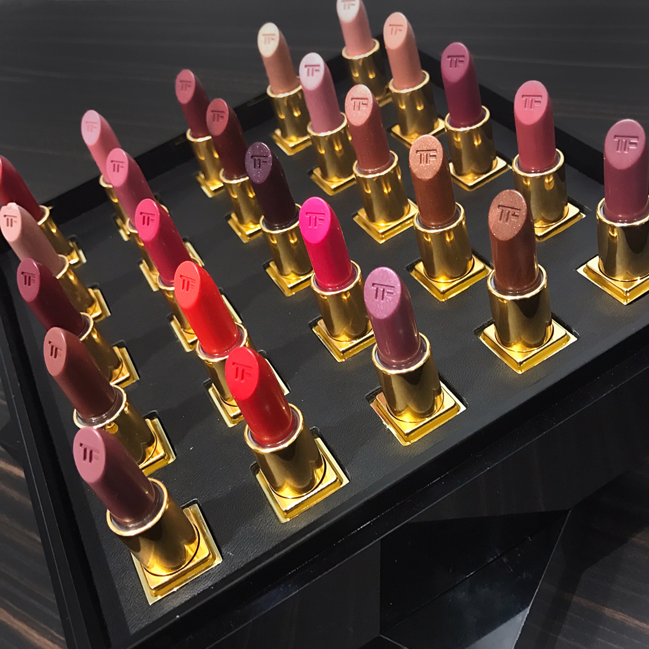 Tom Ford Lips & Boys 2016