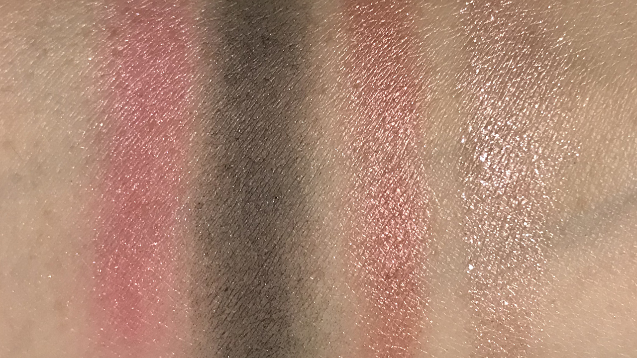 SUQQU Designing Color Eyes 125 Hot Pink swatches