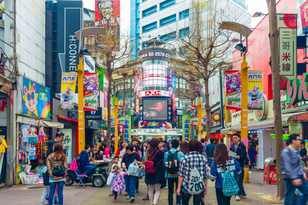Image result for ximending