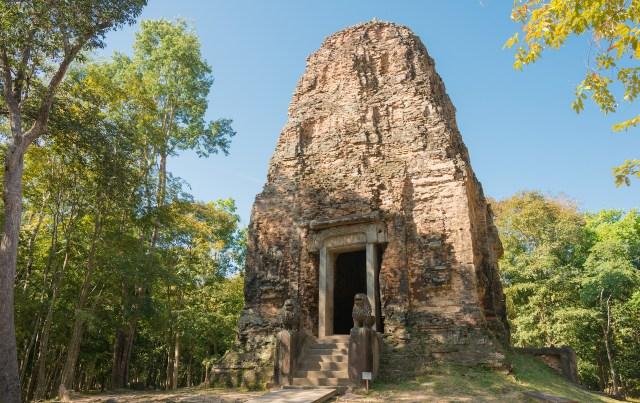 Kampong Thom visit Cambodia