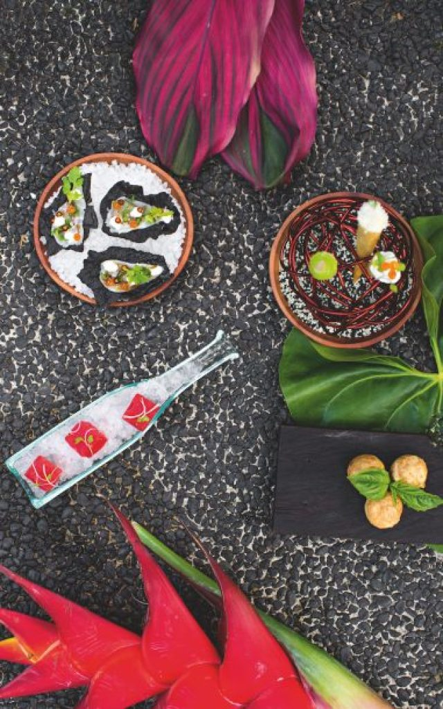 Ubud best restaurants SilverKris