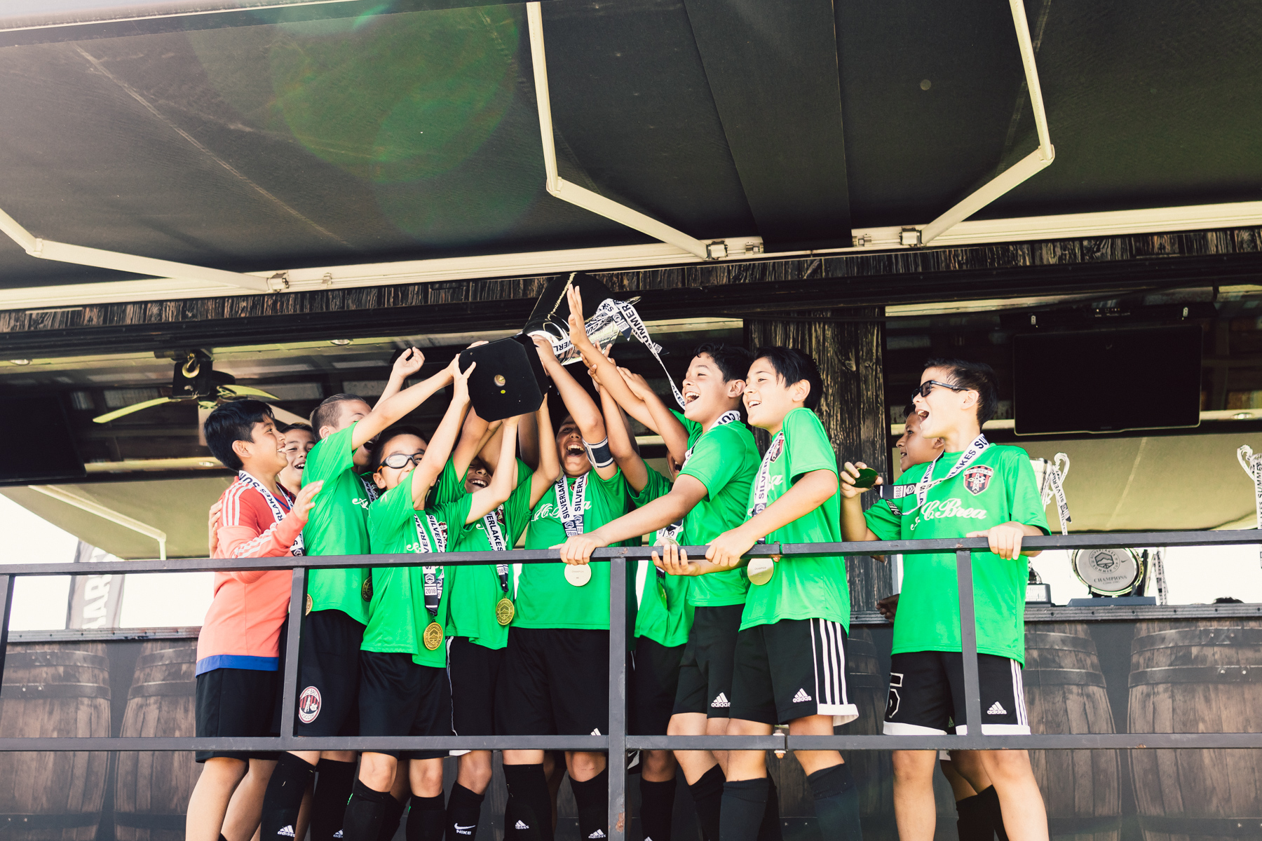 Summer Cup Champions