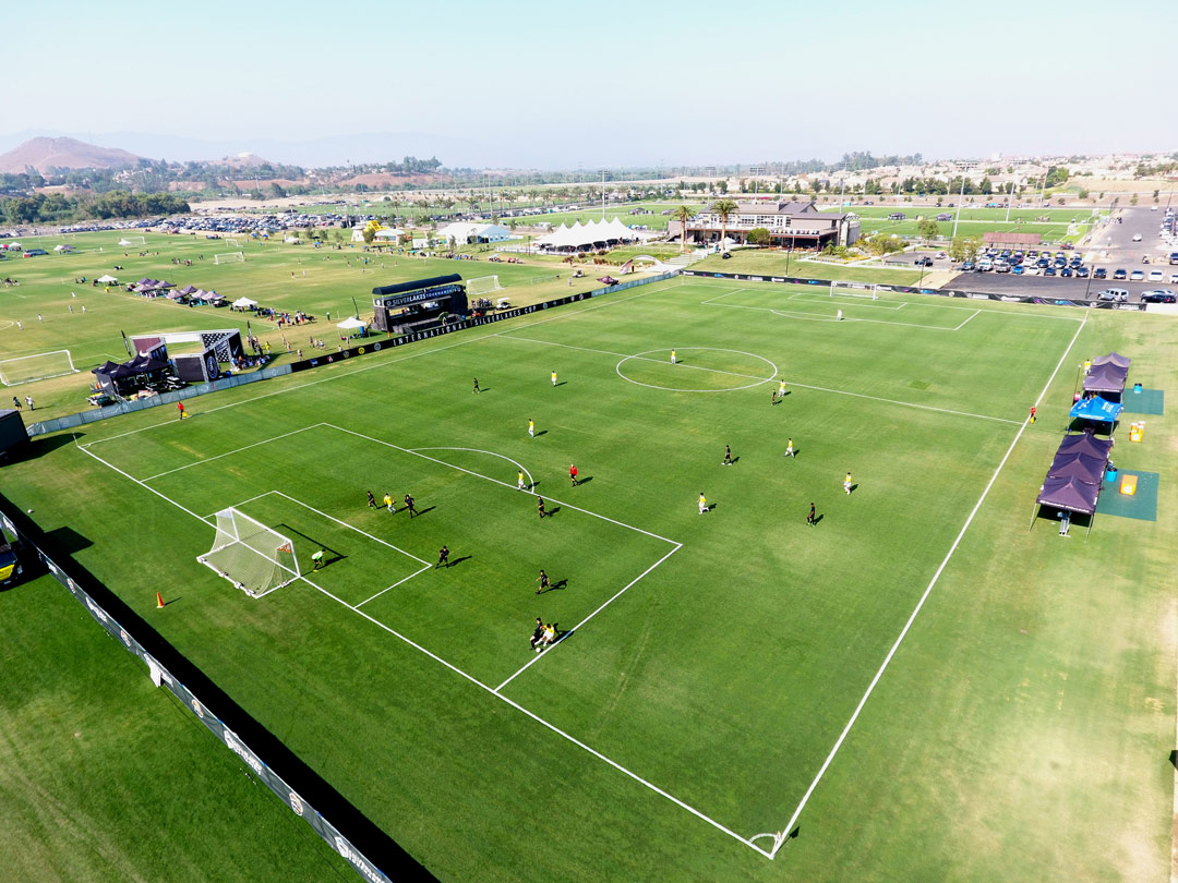 silverlakes friendlies fields