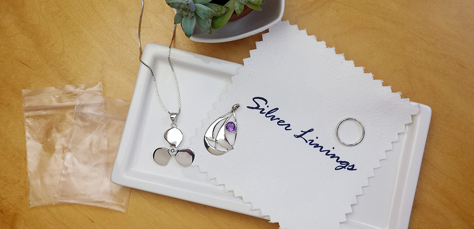e1b048d860 How to Care for Sterling Silver Jewelry | Silver Linings