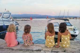 Co zobaczyć z dziećmi: Krk i Kvarner