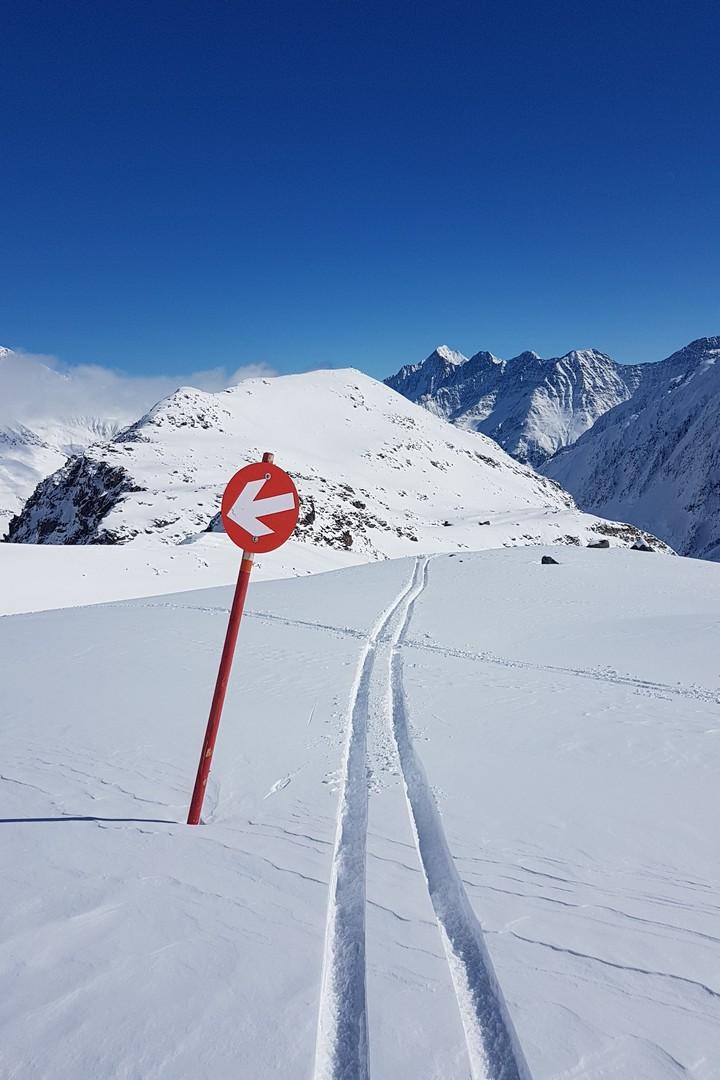 trasy narciarskie na Lodowcu Stubai