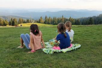 Beskid Żywiecki z dziećmi – najpiękniejsza trasa na Rysiankę