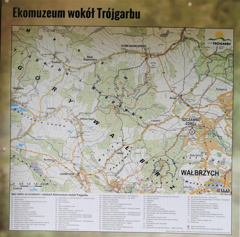 Ekomuzeum wokół Trójgarbu