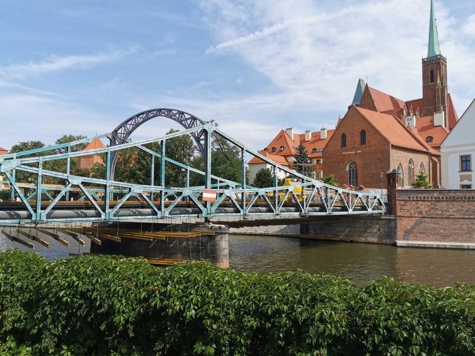 Most Tumski, Wrocław