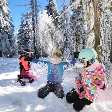 Pomysł na ferie narciarskie: Janské Lázně, Czechy