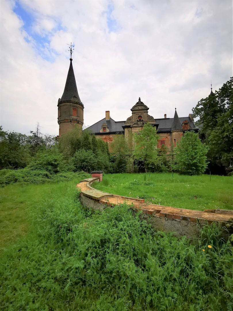 Zamki i Pałace Dolny Śląsk, Wiśniowa