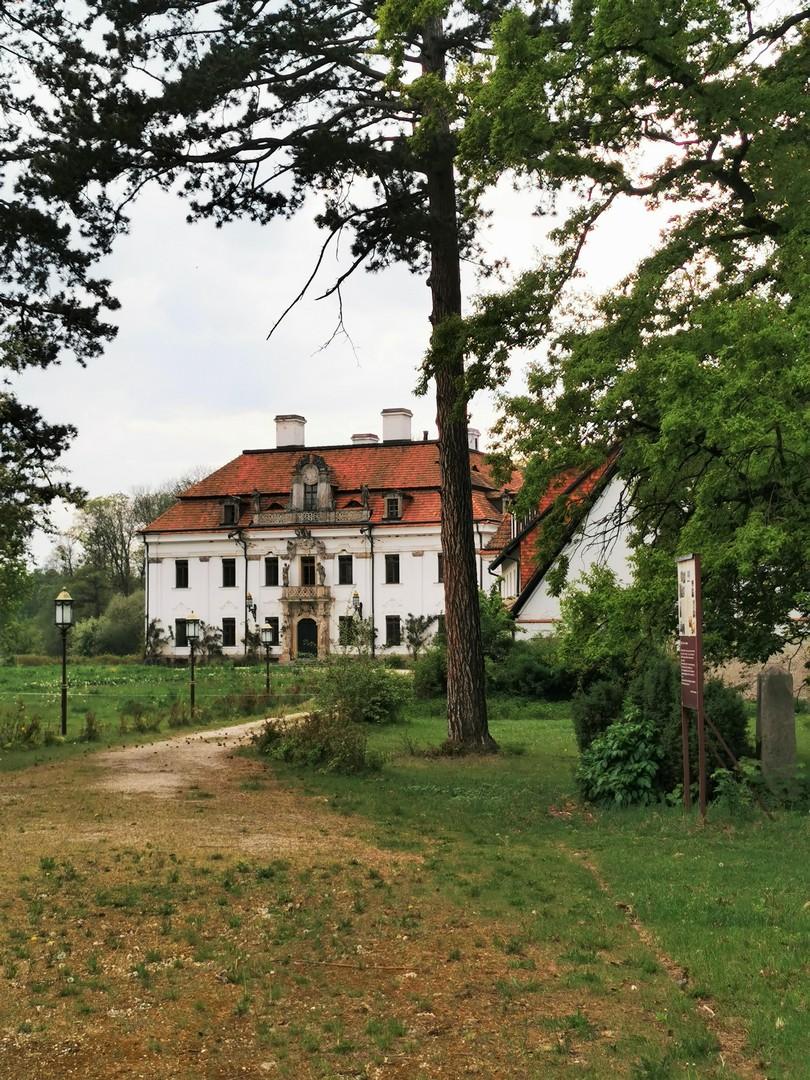 Zamki i Pałace Dolny Śląsk, Krasków