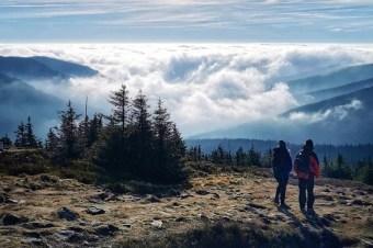 Najkrótszy szlak na Śnieżnik – idealny na jesień