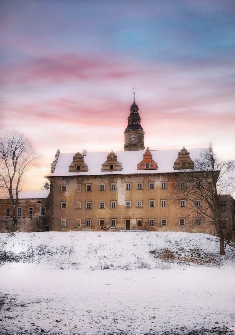 SilverMint blog pałac Gorzanów