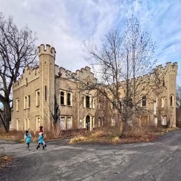 Park Szczodre, czyli Śląski Windsor i to, co z niego zostało