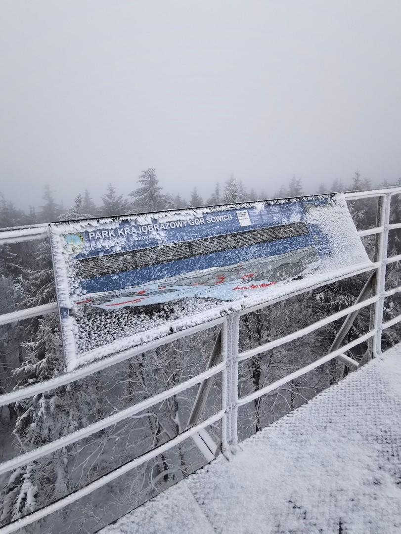 SilverMint blog zimą w góry z dziećmi Kalenica