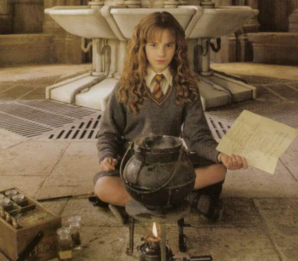 Hermione INFJ