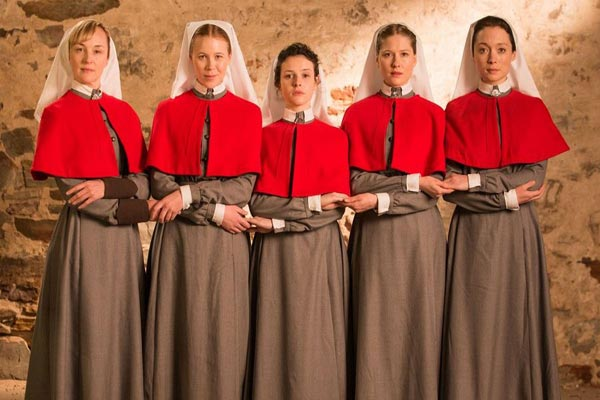 Period Dramas on Acorn TV - Anzac Girls