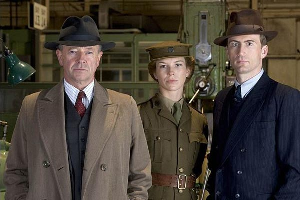 Period Dramas on Acorn TV- Foyle's War