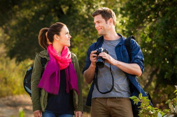 Actors In Love By Chance Hallmark Movie