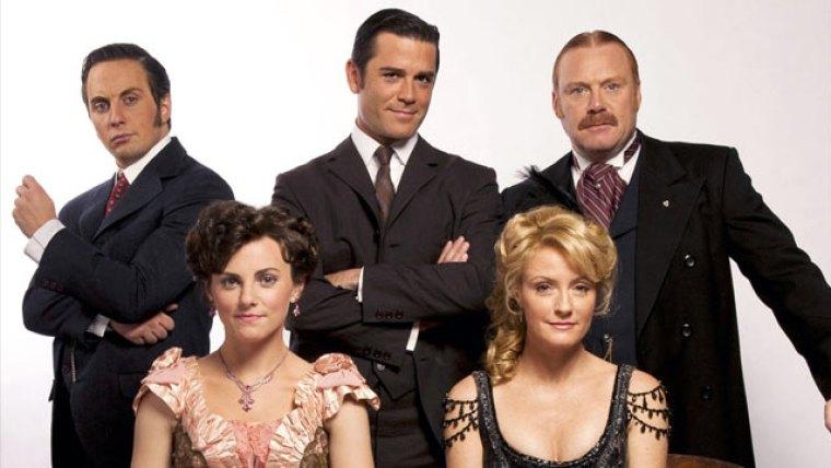 Murdoch Mysteries- 35 Period Dramas to Watch on Netflix