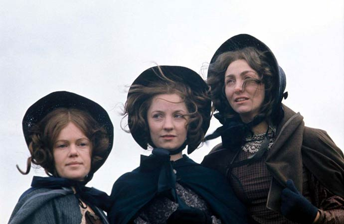 Period Dramas on Acorn TV - The Brontes of Haworth