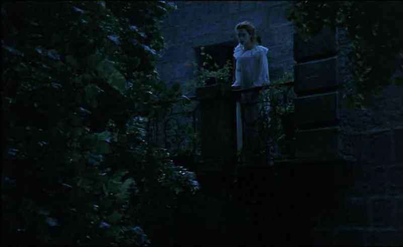 Cyrano de Bergerac balcony scene