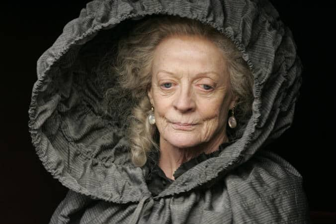 Maggie Smith in Becoming Jane
