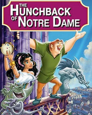 hunchback of notre dame cover