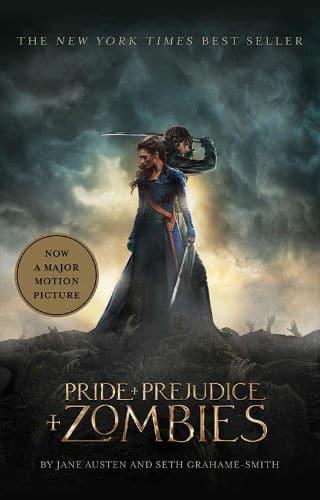 Book - Pride + Prejudice + Zombies Tie In Edition