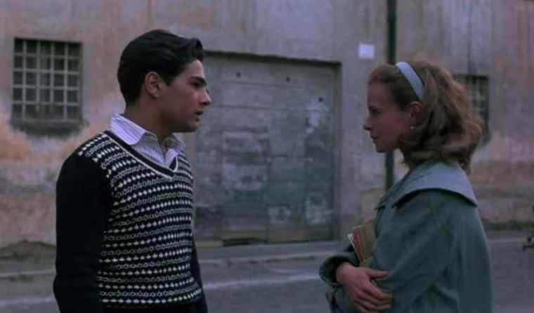 Cinema Paradiso Young Love
