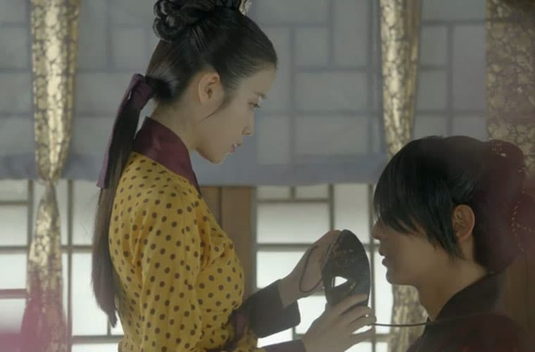 Image result for scarlet heart ryeo ep 8