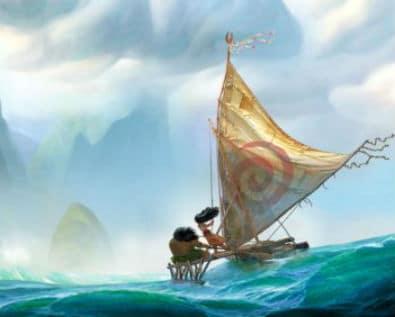 Moana Poster Photo: Disney, IMDB Stills